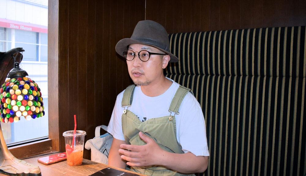 渡邉高章監督_土手と夫婦と幽霊