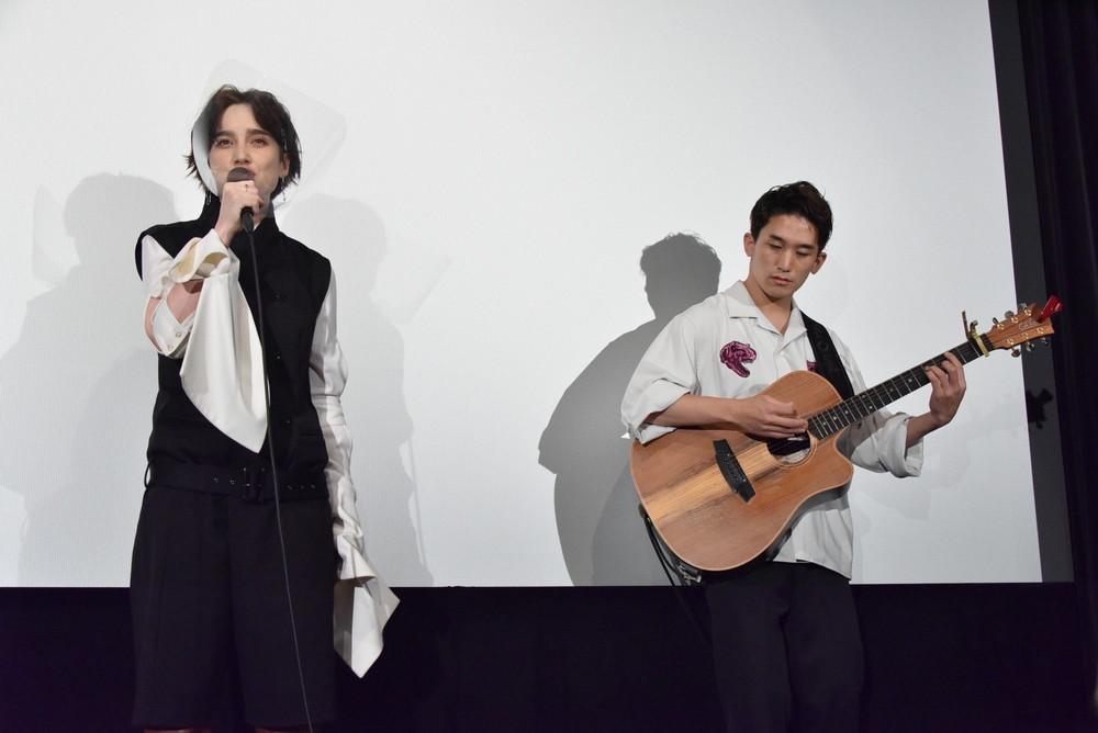 0717映画『リスタート』公開記念舞台挨拶