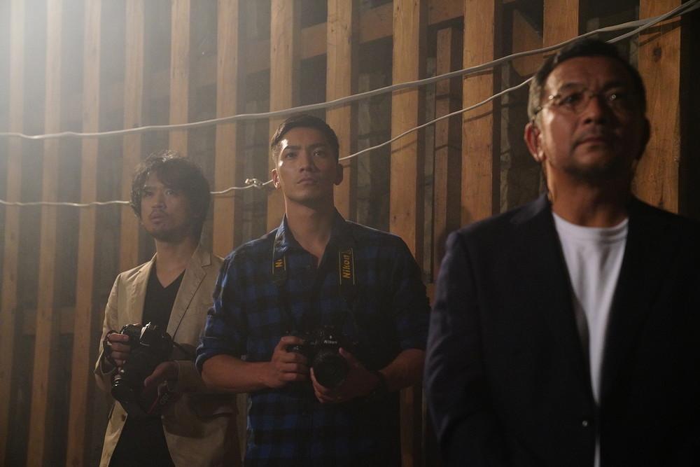 映画『リスタート』場面写真