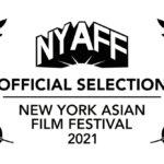 2021 NYAFF OFFICIAL SELECTION LAURELS logo