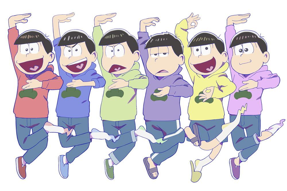 「おそ松さん」アニメ画像