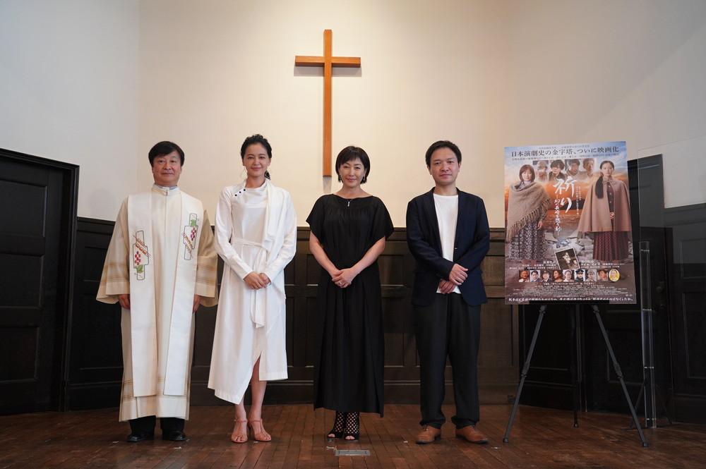 「祈り」公開直前イベント_神父ver