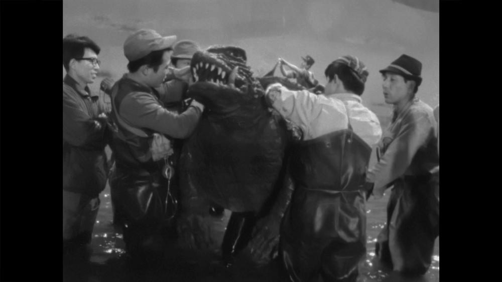 妖怪・特撮映画祭「大怪獣空中戦ガメラ対ギャオス」メイキング