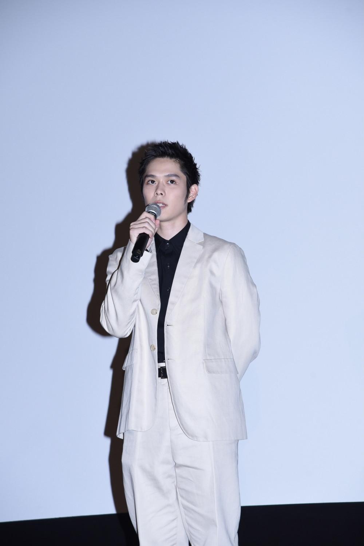 2細田佳央太『子供はわかってあげない』公開記念舞台挨拶