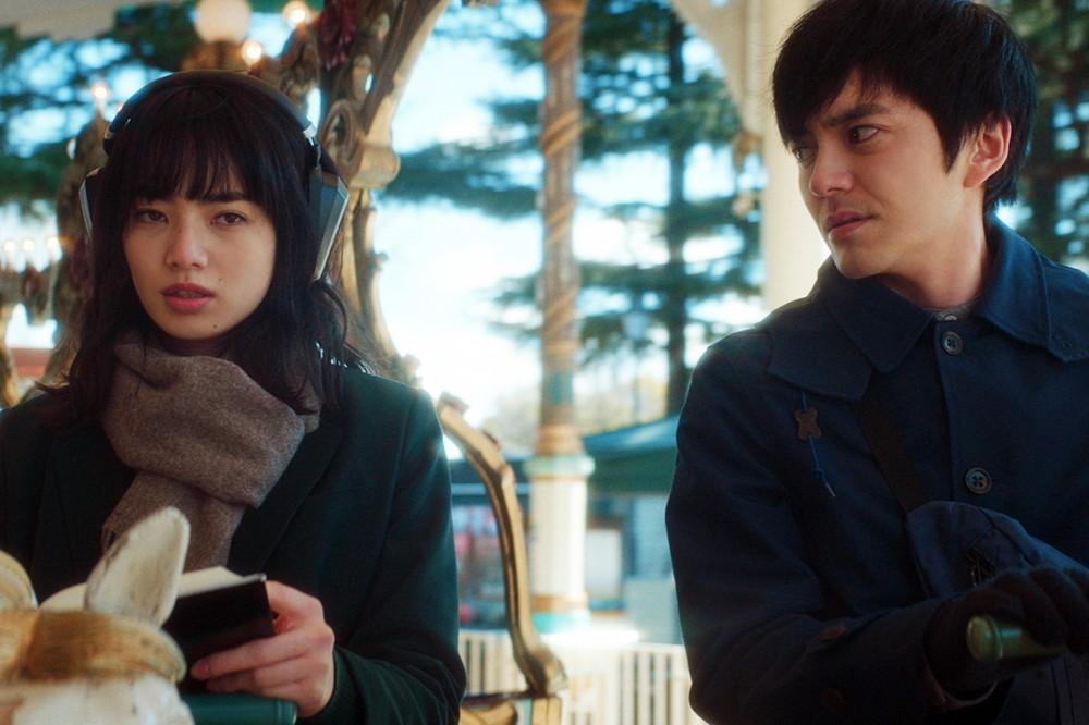 『恋する寄生虫』遊園地の佐薙と高坂