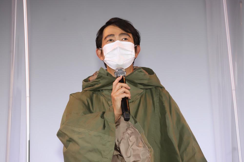 大橋彰(アキラ100%)『達人 THE MASTER』初日舞台挨拶
