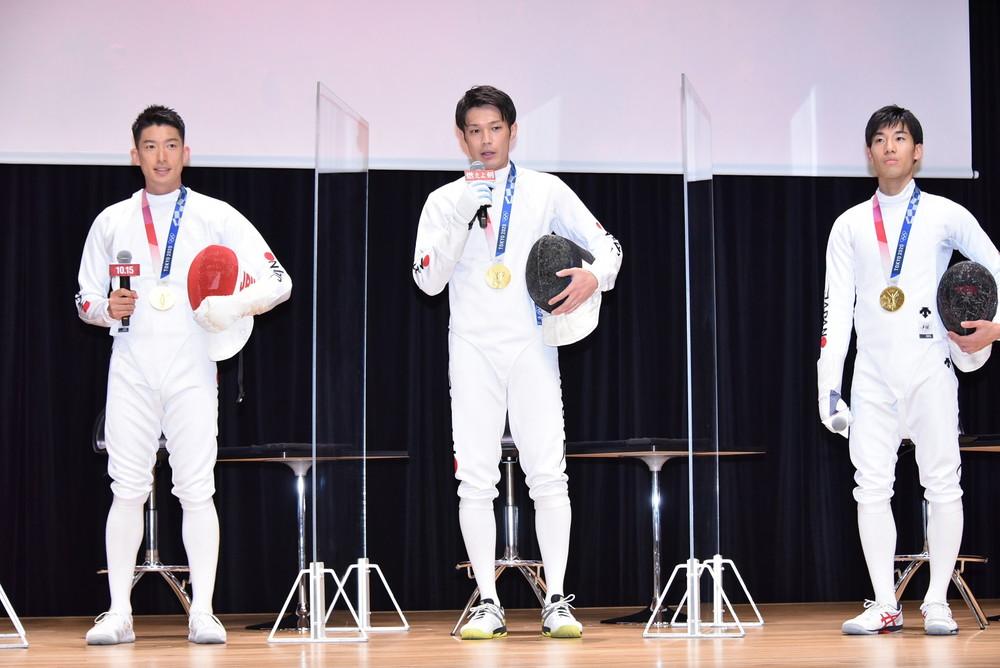 選手たち「燃えよ剣」スペシャルトークイベント