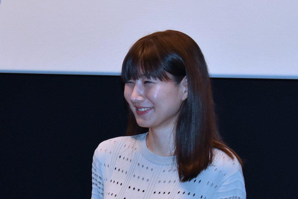 5長瀬由依監督『酔いどれ東京ダンスミュージック』初日舞台挨拶