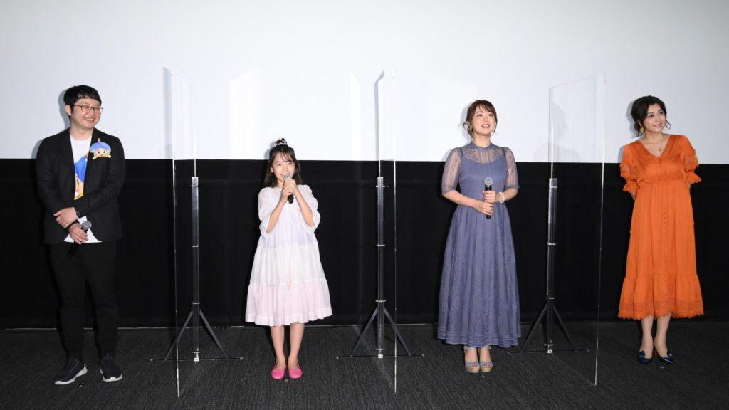 1016『劇場版オトッペ』公開記念舞台挨拶