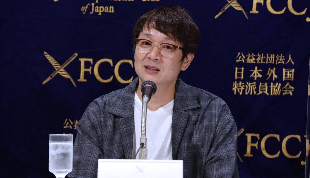 吉田恵輔監督TIFF@日本外国特派員協会